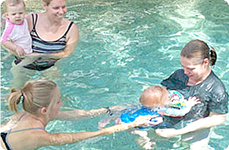 WHAT ARE THE BENEFITS OF SWIMMING LESSONS FOR YOUR BABY?